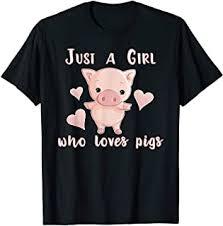 pig tshirt - Amazon.co.uk