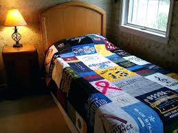 extra wide comforter king size bed