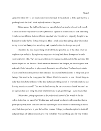 zach vinski storied rivals internship internship reflection paper page 003