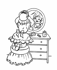 Small Picture BlueBonkers Kids Birthday Party Coloring Page Sheets dressed