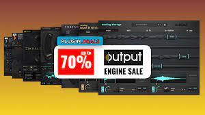off on Output engines for Kontakt Player