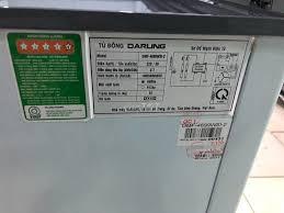 Thanh lý tủ đông Darling 4699 WSI 2 Tại Phường 6, Quận 5, Tp Hồ Chí Minh
