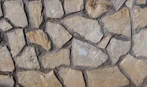 Natural Slate Stone Background Texture Old Stone Masonry Wall