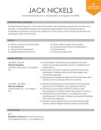 Example Of Functional Resumes 9 Best Resume Formats Of 2019 Livecareer