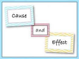 Casue And Effect Cause And Effect Youtube