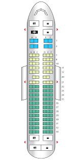 United Airbus Seating Chart Cogent United A319 Seat Map Eva Air Seating Chart Airbus