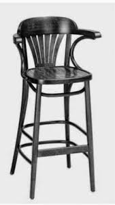 9 Thonet Bar Stools Sold   Cafe Pinterest Stool  Chairs And Bar Thonet Stool E88