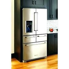kitchenaid side by side refrigerator ice maker not working best side by refrigerator no ice maker of a l fridge side kitchenaid superba side by side