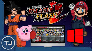 how to install super smash flash 2 for pc windows 7 8 10 2018