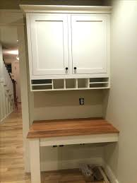 kitchen office desk. Built In Kitchen Desk Small Best Areas Ideas On Office Nook And Repurpose D