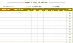 Business Schedule Template Free Restaurant Schedule Template Work For Business Card