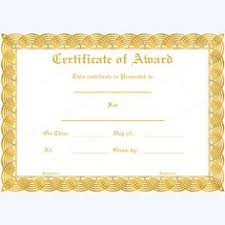 Iou Certificate Word Template New Free Funny Award Certificates ...