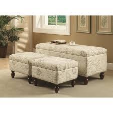 grey fabric ottoman set  stealasofa furniture outlet los angeles ca