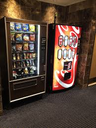 Vending Machine Restaurant Delectable Why Is There A Vending Machine Here Likethis Place Has Food