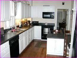 white kitchen cabinets with white appliances black kitchen cabinets with white appliances photo 9 kitchen ideas