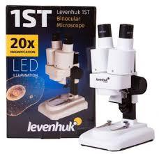<b>Микроскоп Levenhuk 1ST</b>, бинокулярный купить в Екатеринбурге ...