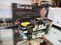 When nascar driver josh wise was looking to raise $50,000 from a sponsor to race at talladega, he found financial help in an unexpected place — reddit. Josh Wise 2014 Dogecoin 1 24 Scale Action Nascar Diecast 1794907350