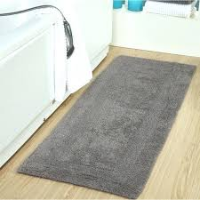long bath rugs cotton luxuriously and soft reversible extra long bath rug x extra long bathroom long bath rugs