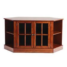 wood corner tv stand. lasalle 46\ wood corner tv stand e