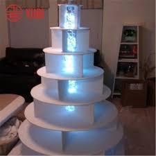 wedding cakes with lights. Plain Wedding Acrylic Wedding Cake Stands Board With Lights In Wedding Cakes With Lights I