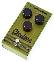 <b>TC Electronic Педаль</b> Cinders Overdrive — купить по выгодной ...