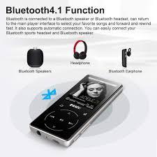 Máy nghe nhạc Bluetooth Ruizu D16 màn hình lớn 2.4inch - Bluetooth Hifi  Music Player Ruizu D16 giảm chỉ còn 595,000 đ