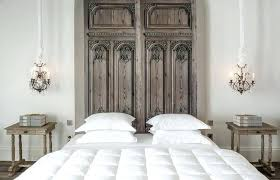 white wood carved headboard french door as headboard white wooden carved headboard