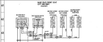 saab 95 heated seat wiring diagram wiring diagrams and schematics saab wiring diagram 9 3 electric and circuit