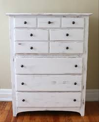 Before & After: An Outdated Garage Sale Dresser Gets a Shabby Chic Makeover Home