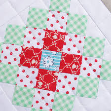 Red Pepper Quilts: A Great Granny Square Quilt & patchwork block - granny square quilt Adamdwight.com