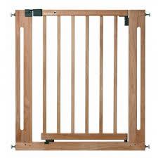 safety 1st u pressure fit easy close wood gate