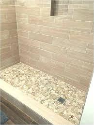 shower floor tile size best tile for shower medium size of how to clean ceramic tile