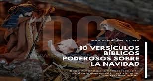 Aún así, la lista de juegos curiosos que se incluían en él siguen molando igual. 10 Versiculos Biblicos Poderosos Sobre La Navidad Cristiana