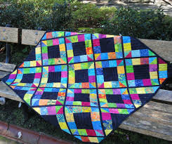 Sew Cute Tuesday: Wendy's Quilts and More | Blossom Heart Quilts & Rainbow brights quilt Adamdwight.com