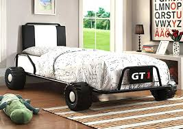 car twin bed race
