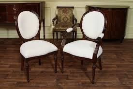 round back dining chair. Medium Size Of Blue Round Back French Dining Chairs Linen Slipcovers For Chair