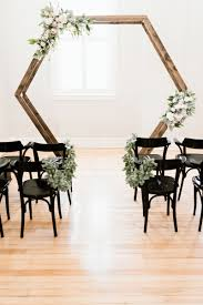 Hexagon Arch Mlle Artsy Wedding Decor Sorry Diy The Thesorrygirls Drapes Wood Photobooth Photoshoot Summer Flower Girls Arbor Floral Wall Archway Affordable