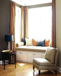 bay window master bedroom ideas windows curtains modern