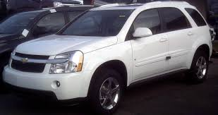 Chevy Equinox....woot woot!!! I got my new SUV....happy gal,I am ...