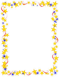yellow star new year border 2b8a2cdb45e8d0d6785ae1efedcba9 borders and frames clip art free