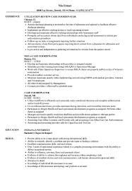 Case Coordinator Resume Samples Velvet Jobs