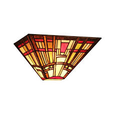 marvelous style wall sconce chloe lighting hopkins 1 light style mission wall sconce