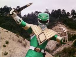 Image result for mighty morphin green ranger
