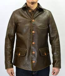 freewheelers free lance wheeler s autumn of 2017 winter model journeyman work coat journeyman work coat leather jacket jacket horsehide union