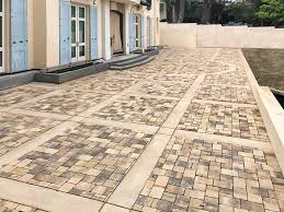 Pervious Pavers Design Professional Installation Of Permeable Pavers Colossal