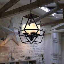 black wrought iron large industrial pendant lights
