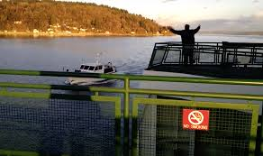 green bathroom screen shot: heres why leaving to use the bathroom when youre the only person on your boat is a bad idea