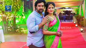 Chiranjeevi Sarja and Meghana Raj Cute Couple Lovely Nuptial Video - YouTube