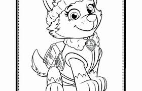Free Paw Patrol Coloring Pages Unique Kindness Coloring Pages With
