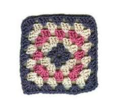Basic Granny Square Pattern Cool Basic Crochet Granny Square AllFreeCrochetAfghanPatterns